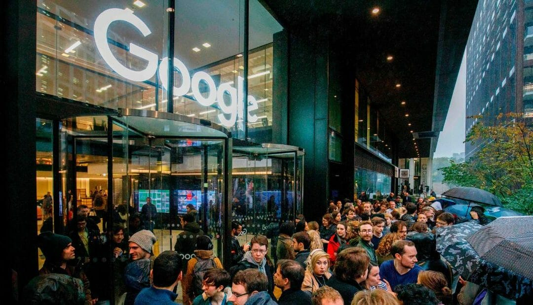 Googlers Unite-Ignore Unions-Use the Hong Kong Method