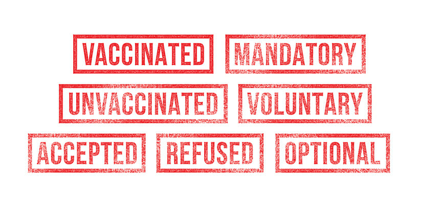 """Vaxed"" is the New ""Black"": Navigating Employer-Mandated Vaccinations6 min read"