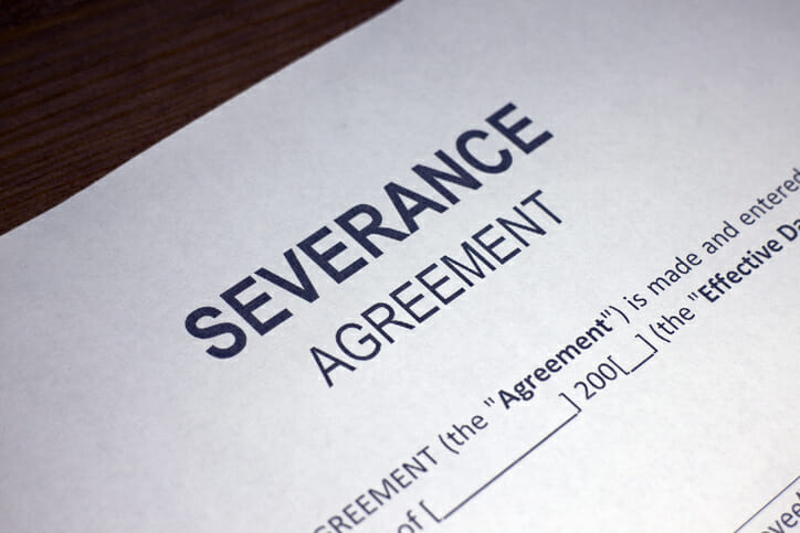 An Employment Severance Agreement Explained in Detail